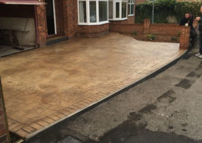 pattern-imprinted-concrete-driveways-in-wigan